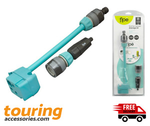 FLOE Winter Touring Drain Down Kit - WHALE water connection - APT0104