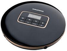Grundig Cdp-6600 Plata/negro discman MP3
