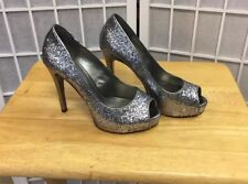 Guess woman Cocktail shoes 7M silver party time