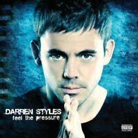 Darren Styles Feel The Pressione (2010) 25-track 2-CD Album Nuovo/Unplayed