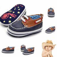 les garçons premier walker glands prewalker du cuir chaussures de bébé fond mou