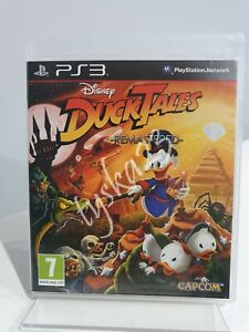Duck Tales Remastered PS3 Fast Free Post Birthday Christmas
