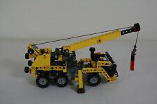 Lego Technic 8067 Mobiler Kran Kranwagen komplett incl. BA