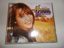 CD Hannah Montana/Miley Cyrus-Hannah Montana The Movie