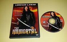 Immortal, Excellent DVD *super RARE oop