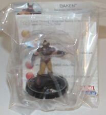 Heroclix Web of Spider-Man set Daken #104 LE figure w//card!