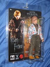 """Harry Potter 8"""" Collectors Movie Figure by Figures Toy Co ~Ron Weasley"""