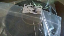 """New Mastervision 1/2"""" Magnetic Tape Standard Adhesive FM2321 1x50' Roll"""