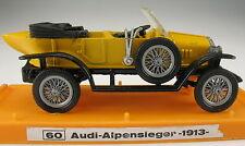 ZISS 60-Audi-Alpes vainqueur 1913-en étoile Polaire assurances publicitaire-NEUF dans sa boîte Oldtimer