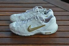 Nike Air Zoom Fencer, Gold, Size 6.5