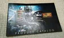 Blizzard Entertainment Mini Product Catalog 2007
