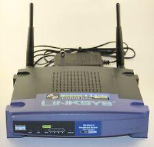 Linksys WRT54G v2 Wireless-G Broadband Router 54Mbps 2.4GHz