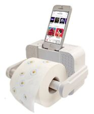 iCarta 2 Bluetooth Speaker Stereo+Porta Carta Igienica iPhone / iPod / Android