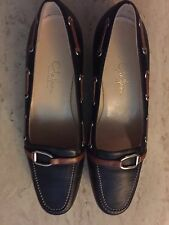 COLE HAAN Women 6.5 B  Black And Brown