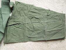 Vintage USGI Original 1952  Korea .30 M1 Carbine Dark OD Six Pocket Bandoleer