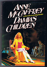 Damia's Children by Anne McCaffrey (1993, Hardcover Edition) - Free Ship!