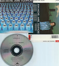 JEAN MICHEL JARRE-EQUINOXE-1978-W.GERMANY-POLYDOR RECORDS 800025-2-PMDC-CD-MINT-