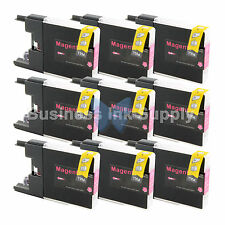 9 MAGENTA LC71 LC75 InkCartridge for Brother MFC-J280W MFC-J425W MFC-J435W LC75M