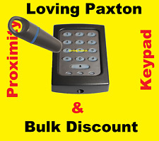 Teclado Y Lector De Proximidad Paxton-KP75 375-110 Net2 Plus, Clásico, Interruptor 2