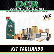 KIT TAGLIANDO KIA SPORTAGE 2.0 CRDi 103KW 140CV DAL 01/2006 + CASTROL C3 5W40