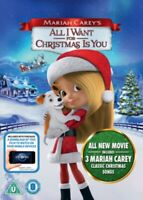 Neuf Mariah Careys - All I Want pour Noël Est You DVD