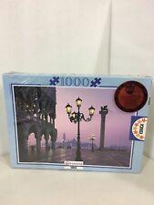 Brand New Genuine Puzzle Educa 1000 pc - St. Mark's Square, Venice (with Glue)