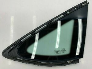 2012-2018 AUDI A7 S7 RS7 REAR RIGHT PASS SIDE QUARTER WINDOW GLASS 4G8845300 OEM