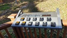 RARE ROLAND GR700 GUITAR SYNTHESIZER PEDAL & 24 PIN CABLE & POWER CORD