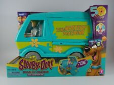 WB Scooby-Doo 50 Years Walmart Exclusive Mystery Machine Playset With Fred