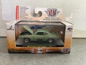 1/18 ERTL AMERICAN MUSCLE 1969 Pontiac GTO Judge