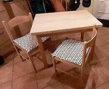Küchentisch + 2 Stühle - Gut erhalten !!!