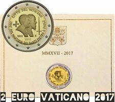 2 EURO COMMEMORATIVO 2017 VATICANO - 1950° MARTIRIO DEI SANTI PIETRO E PAOLO