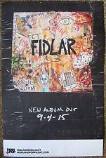 FIDLAR Too Album POSTER 11x17