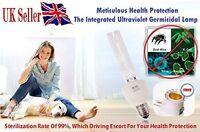 120volts 99% Antibacteriano Meticuloso Salud Protección UV Esterilización Luz