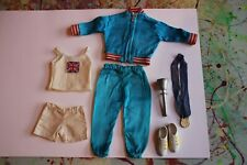 Vintage Action Man, Olympian Outfit