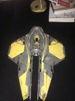 Star Wars Anakin Skywalker Yellow Jedi Starfighter