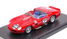 FERRARI TR61 N.23 WINNER 12 H SEBRING 1962 J.BONNIER-L.BIANCHI 1:43 AUTO MODEL