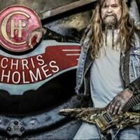 CHRIS HOLMES (WASP) - C.H.P. NEW CD
