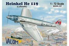 VALOM 72100 1/72 Heinkel He 119 (Luftwaffe)