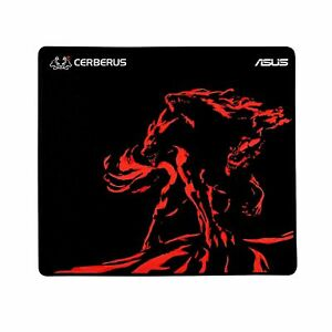 ASUS Cerberus Speed Gaming Mouse Pad with Fray-Resistant Design and Premium
