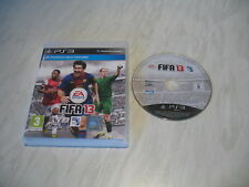 PS3 game - FIFA 13 (good condition but no ins PAL)