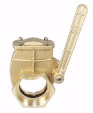 "2"" METALTECNICA BRASS TRUCK LEVER ACTION VALVE"