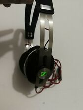 Sennheiser Momentum 1.0 Wired on-ear headphones Black Apple Device control