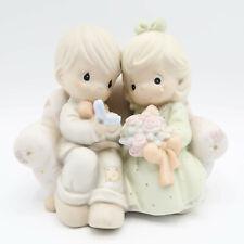 Precious Moments ENESCO Figurine SAY I DO 1996  no box