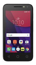Móviles y smartphones Alcatel con Android con 4 GB de almacenaje