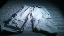REI XL Convertible Packable Belted Nylon Khaki Beige Men's Cargo Pants EUC!