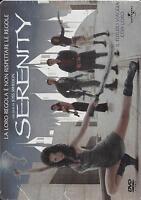 Serenity - Wide Pack Metal Collection - Dvd Nuovo Steelbook Raro Fuori Catalogo