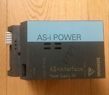 AS-i Power Supply 5A, 3RX9501-0BA00