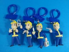 Fallout 4  Back Pack Hangers - Lot of 4