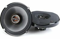 "AUTHENTIC Infinity REF-6532eX 6.5"" 2 Way 165 Wts Shallow Car Speakers Fits 6.75"""